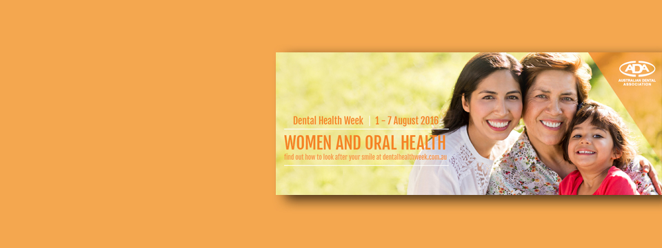 Women and Oral Health Week